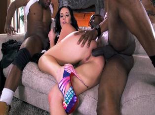 Interracial porn videos