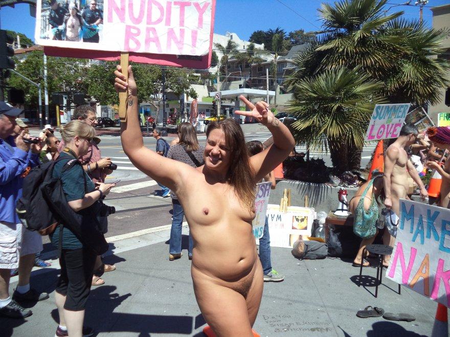 Naked Parade