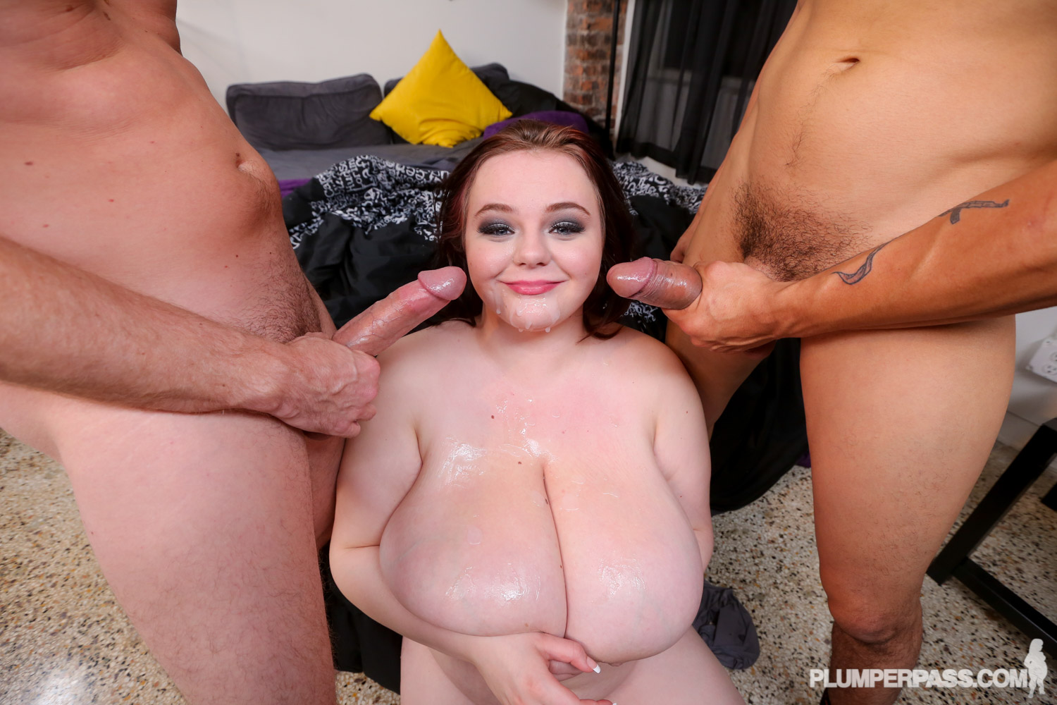 Girl Fucked After She Cums