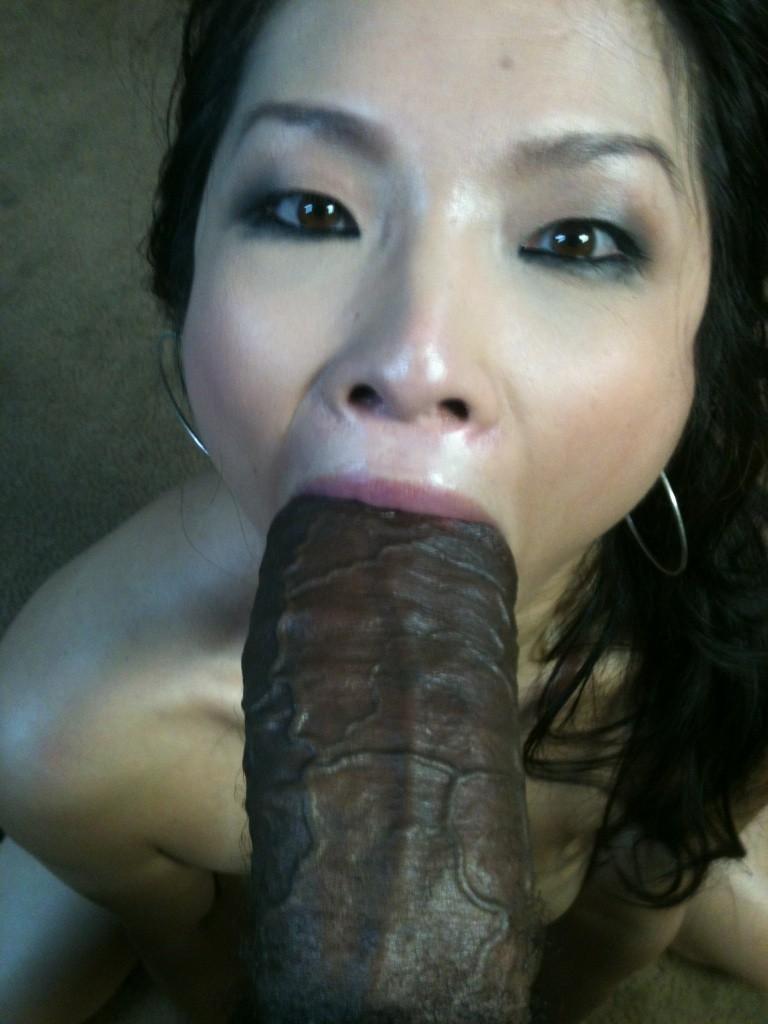 Asian Girl Rides And Sucks Huge Big Black Cock Into Interracial Sex Scene Tnaflix Porn Pics