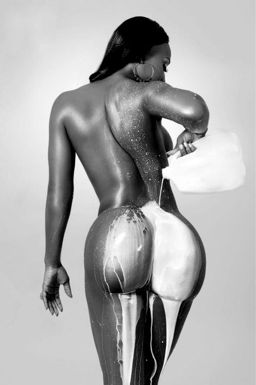 Milk ass