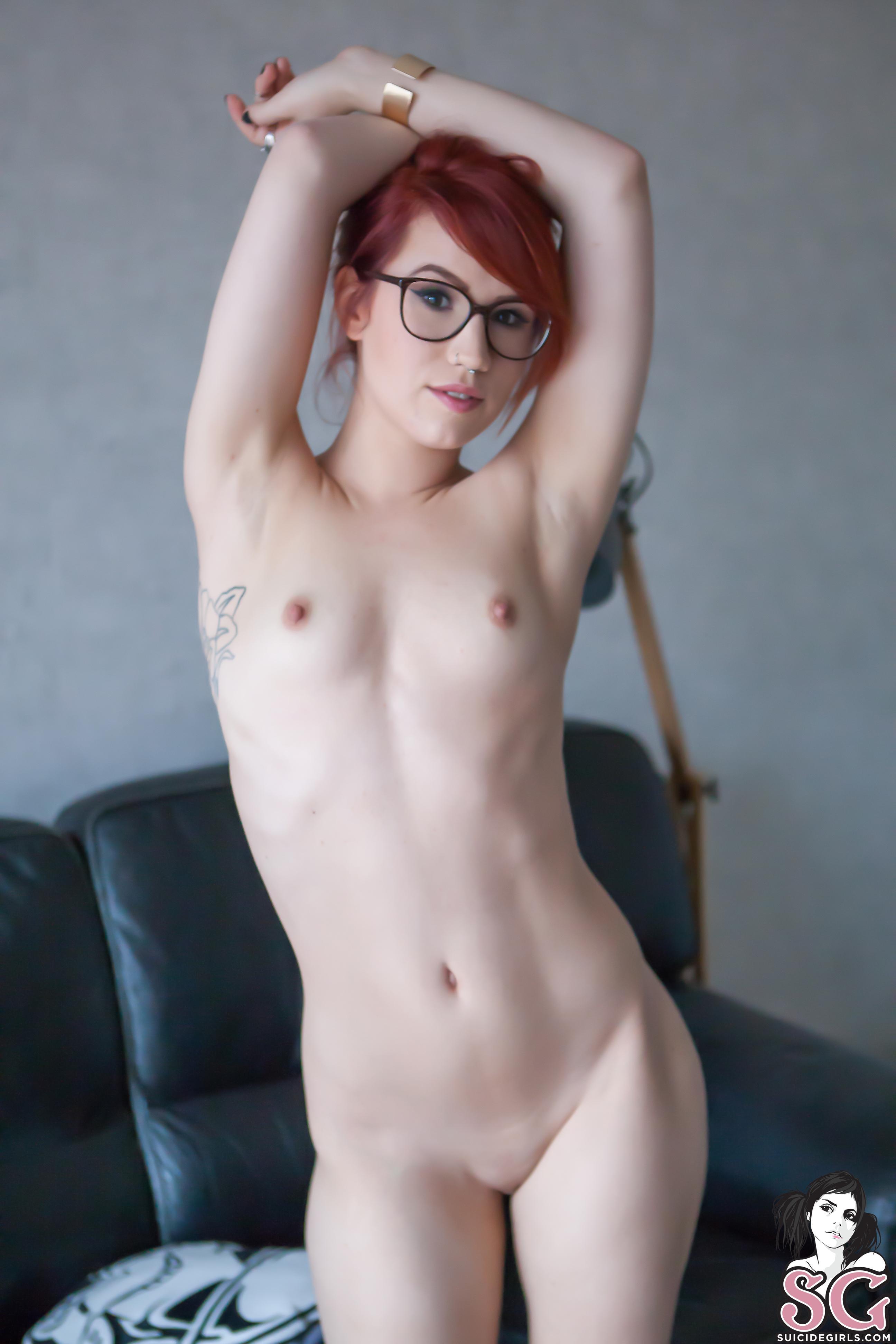 Nerd geek girls nude