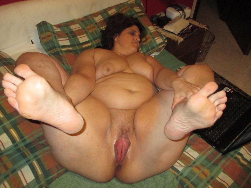 Порно видео с жирными ногами отличный