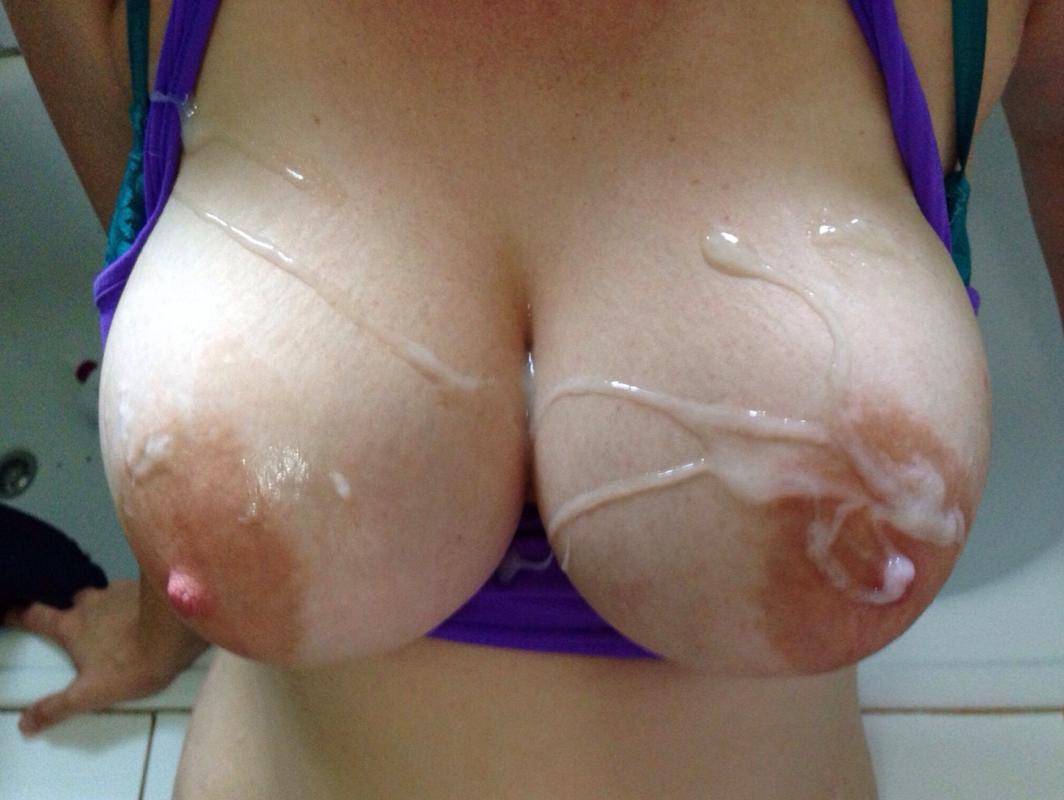 Have removed Amateur with huge areolas tits you uneasy