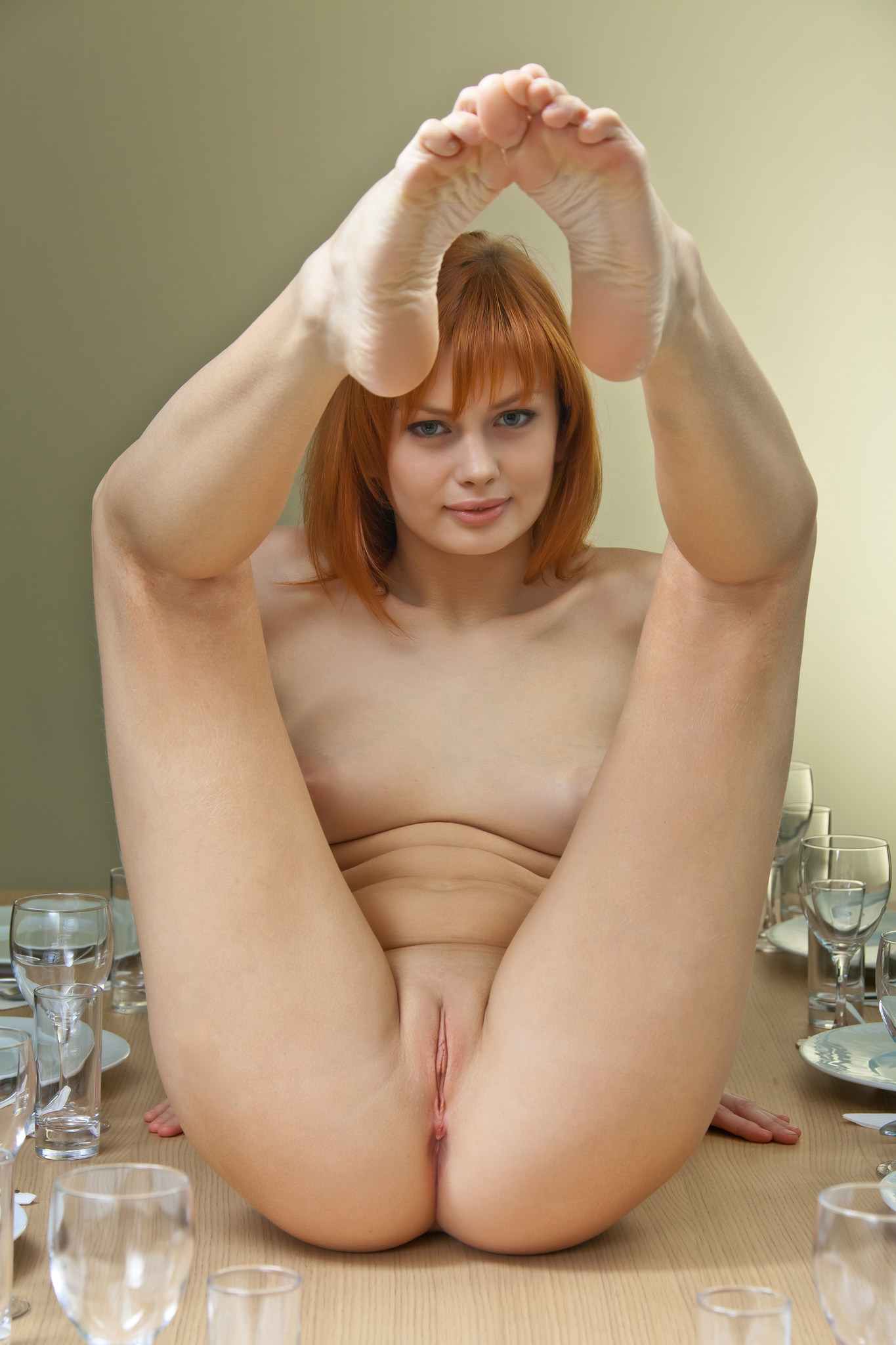 Angela Rei Nude