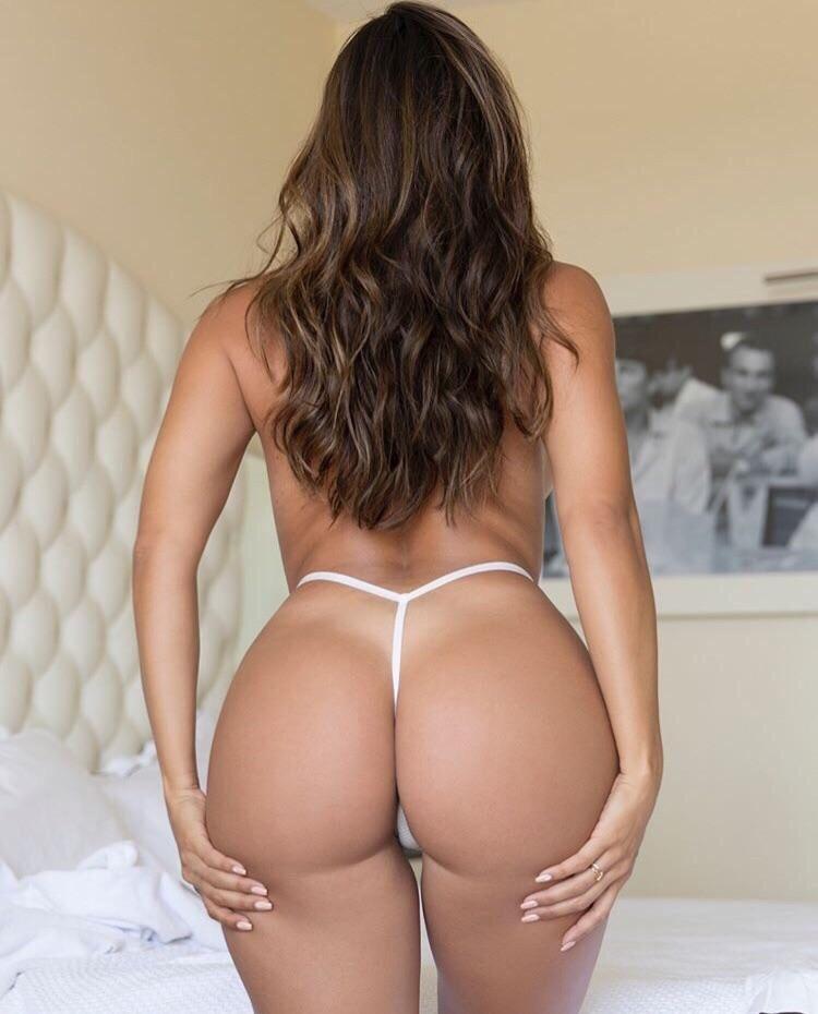 Blue half back panties