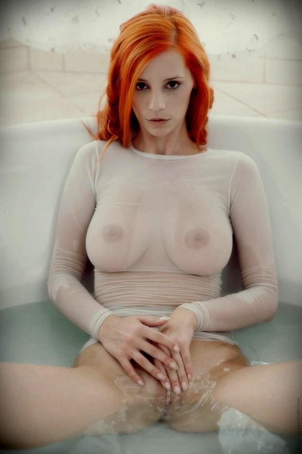 Hot orange xxx