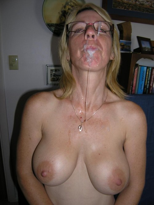 Amatuer Milf Facials Photo Album - Amateur Adult Gallery