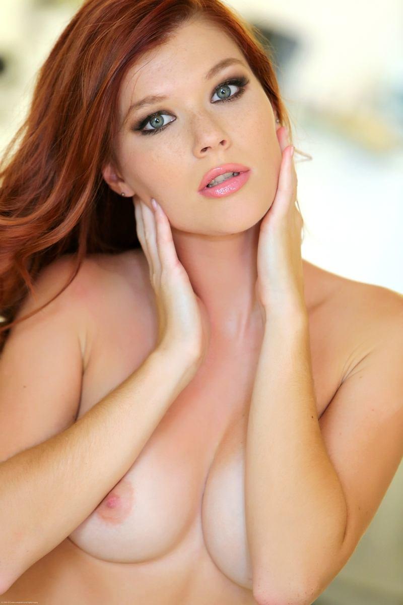 Ally redhead naked