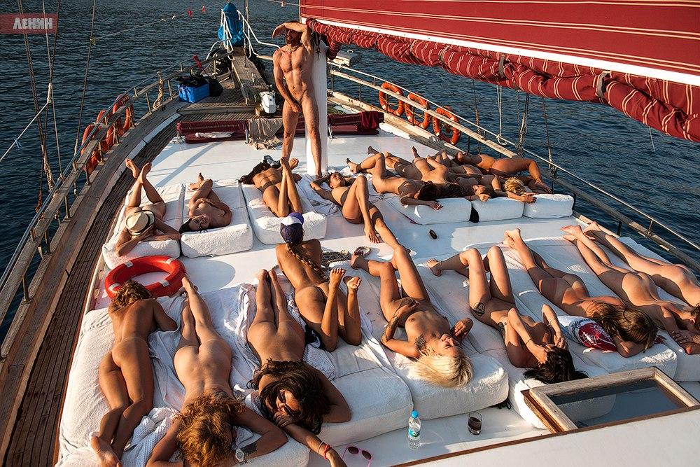 Gay Boat Trip