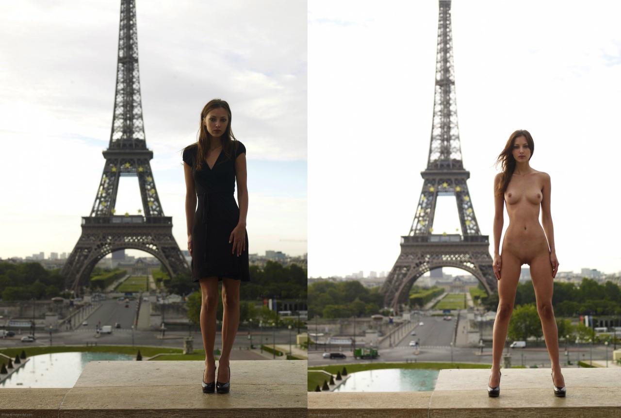 Eiffel tower porn