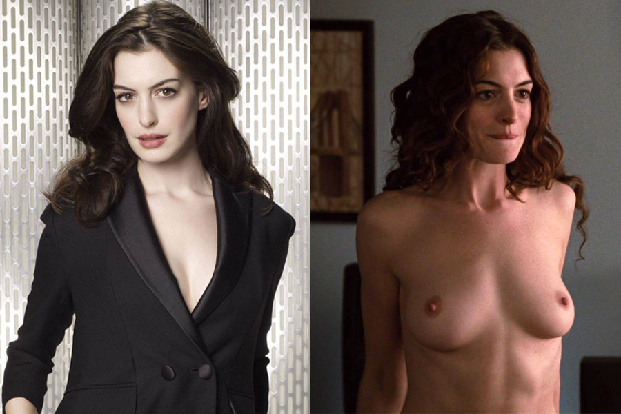 Anne jacqueline hathaway nude #5