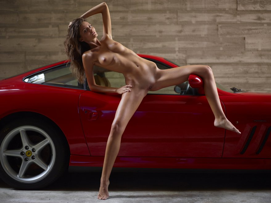 Free Naked Girls On Ferrari