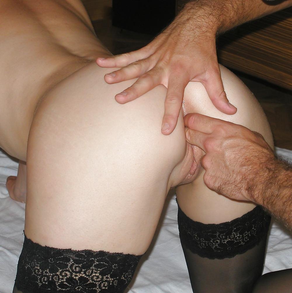 Порно дала в попку другу мужа