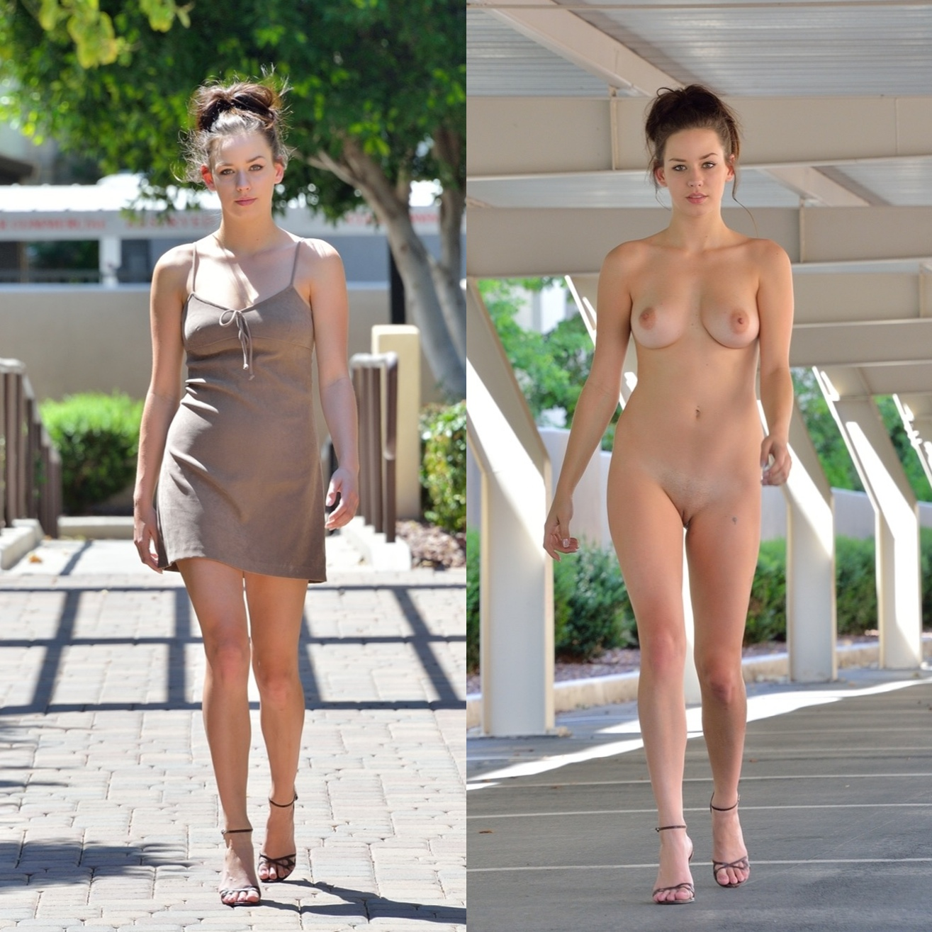 All the naked looks
