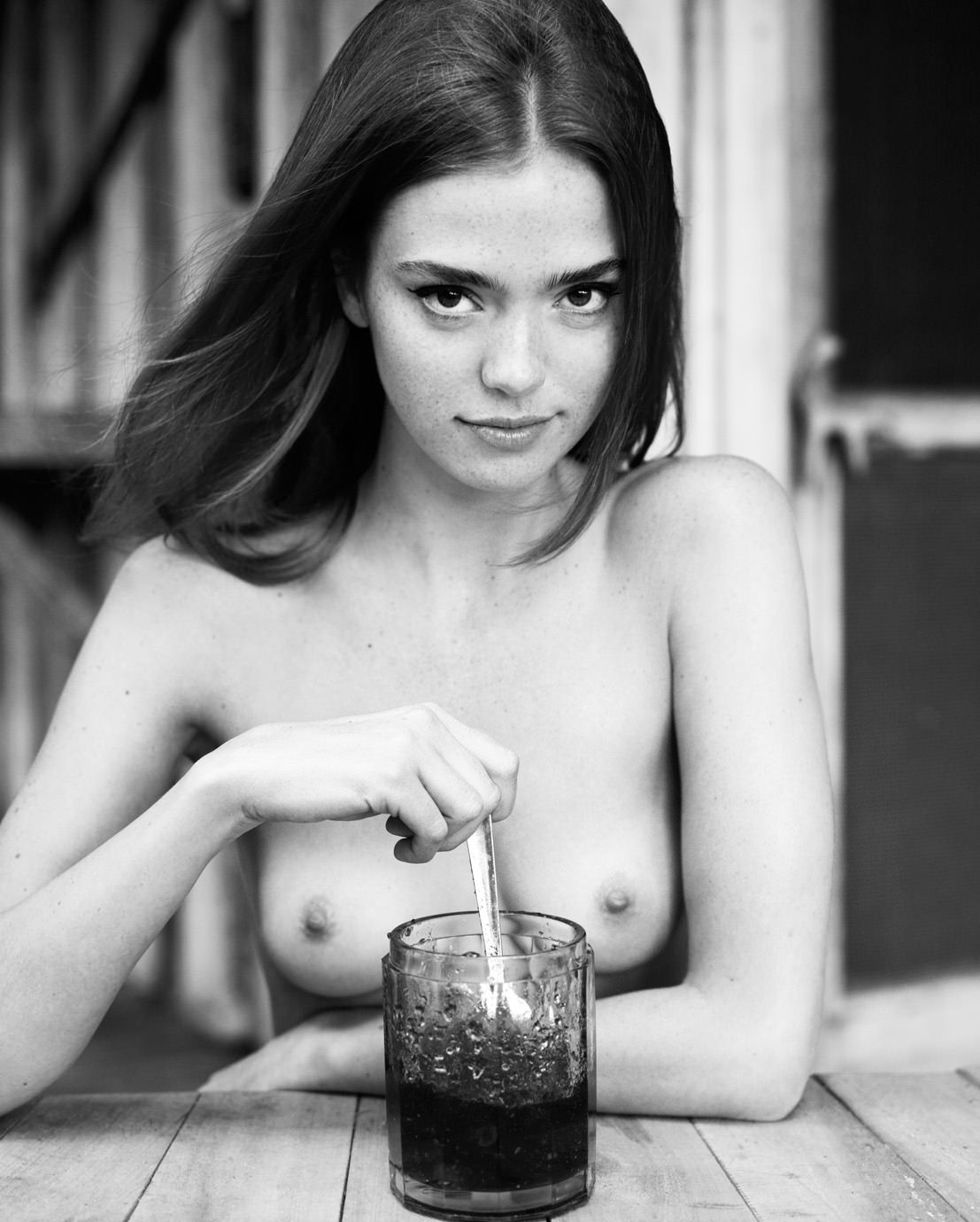 Rachel Ballinger Nude