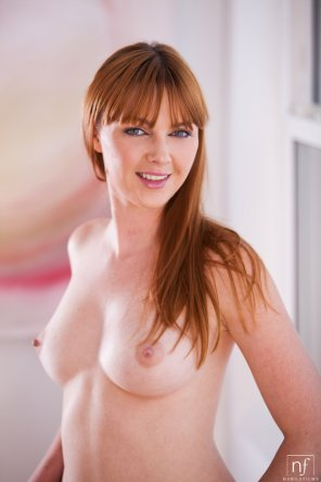 Marie Mccray Sexy Redhead Girl With Nine Nude Pussy From Mar Eurobabeindex 1