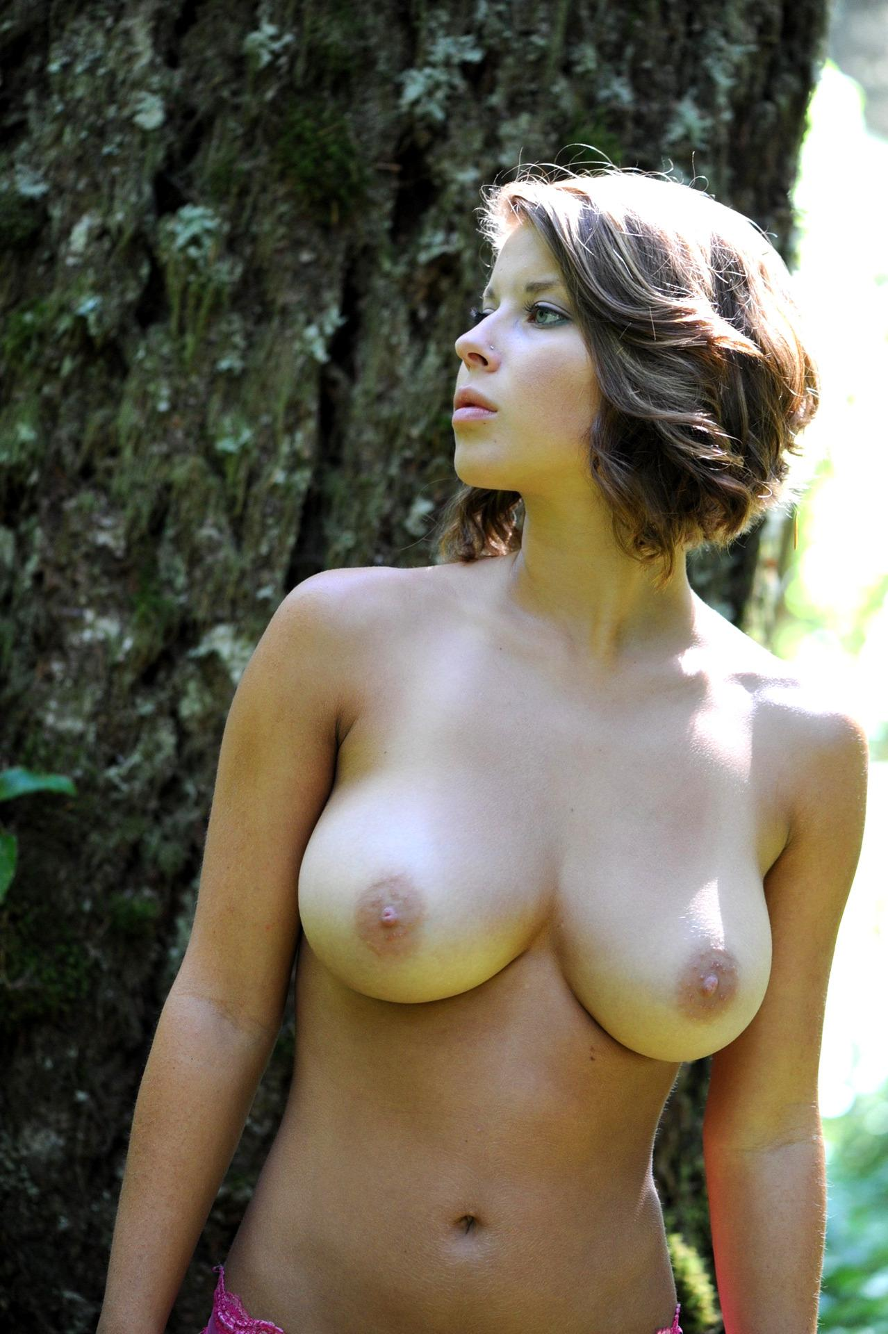 Developing Breast Nude Teens
