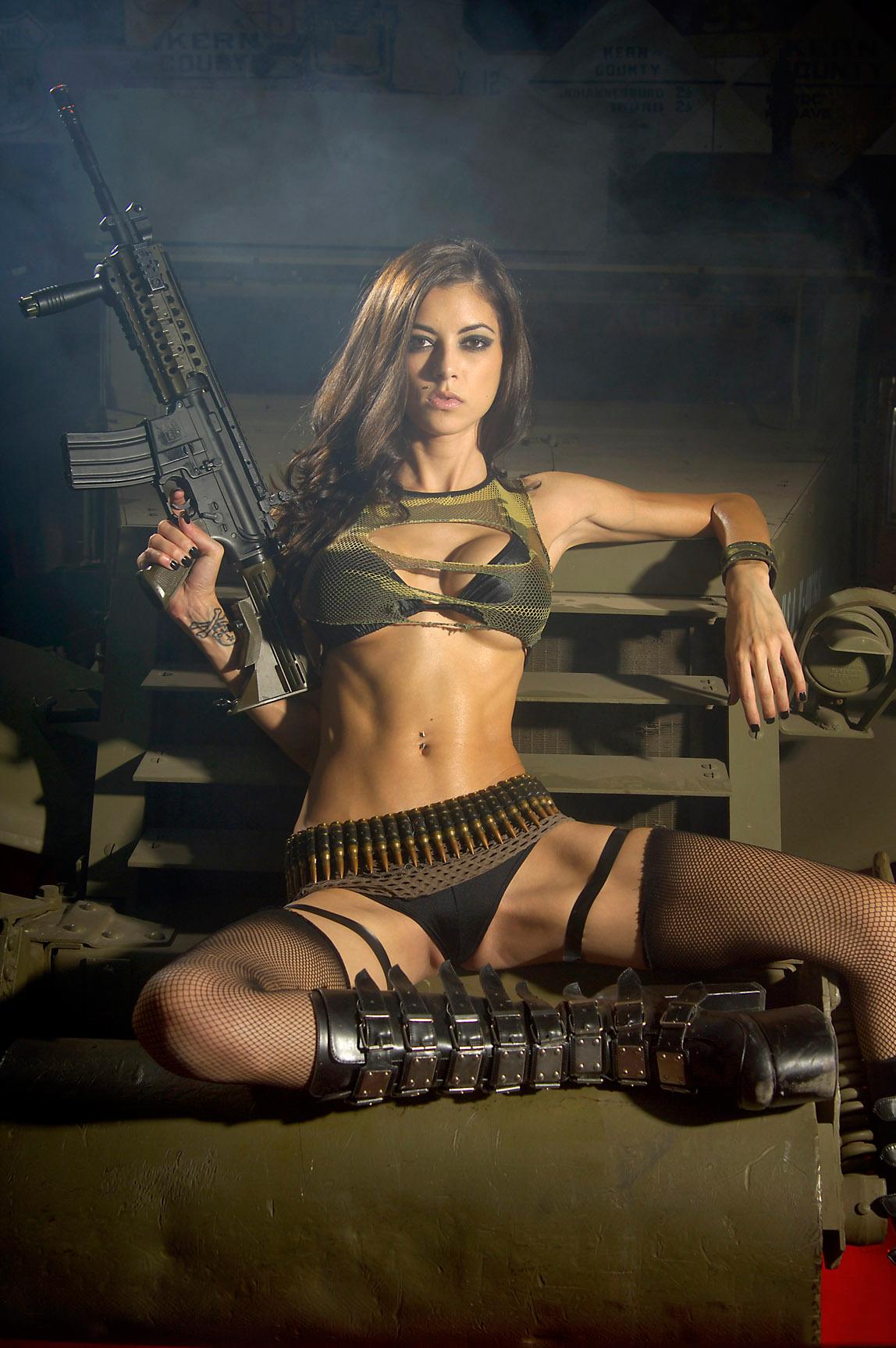 Nude Military Chicks