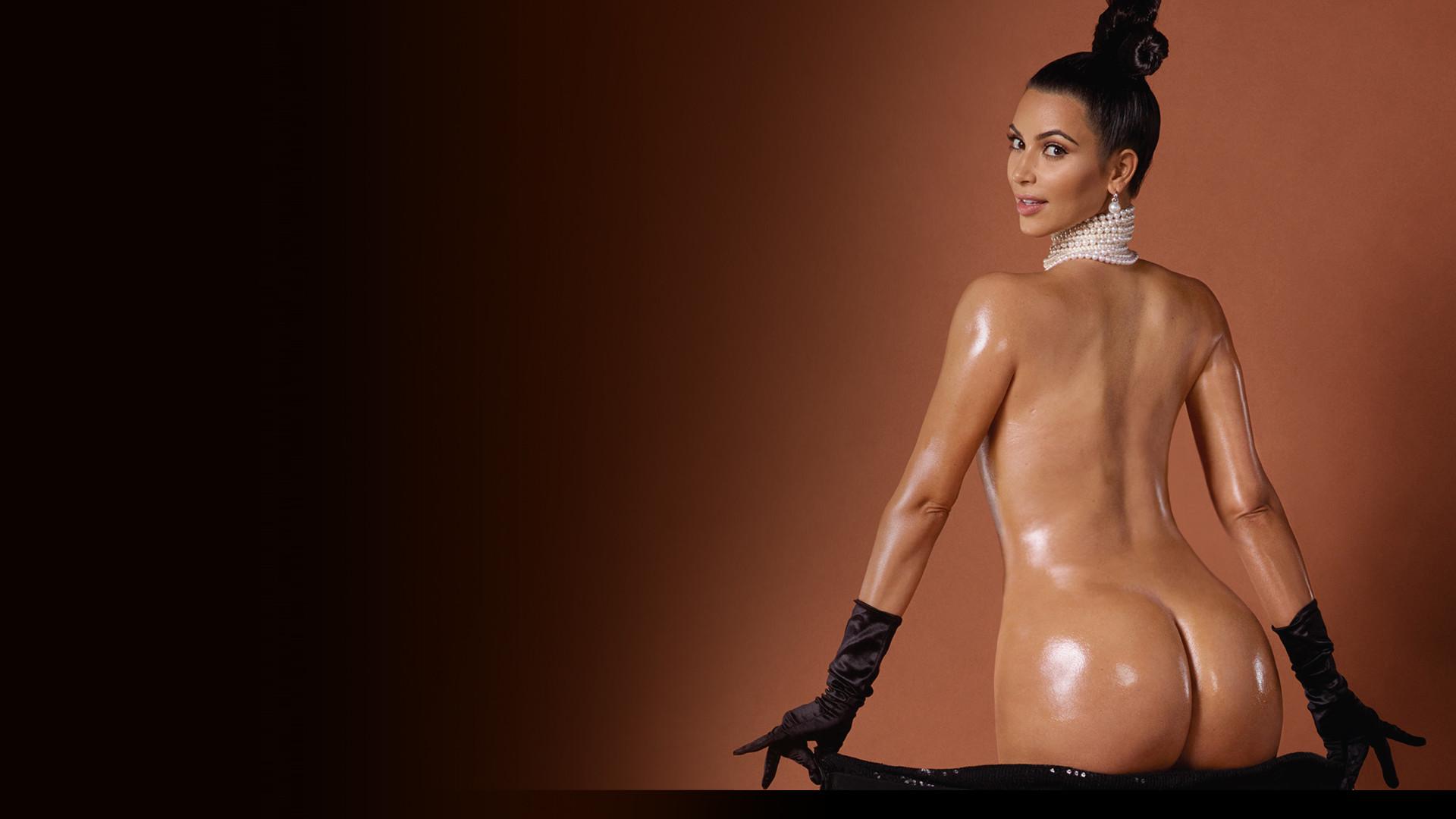 Woman who wants to look like kim kardashian has her botched butt fixed