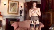 6 clip stockings