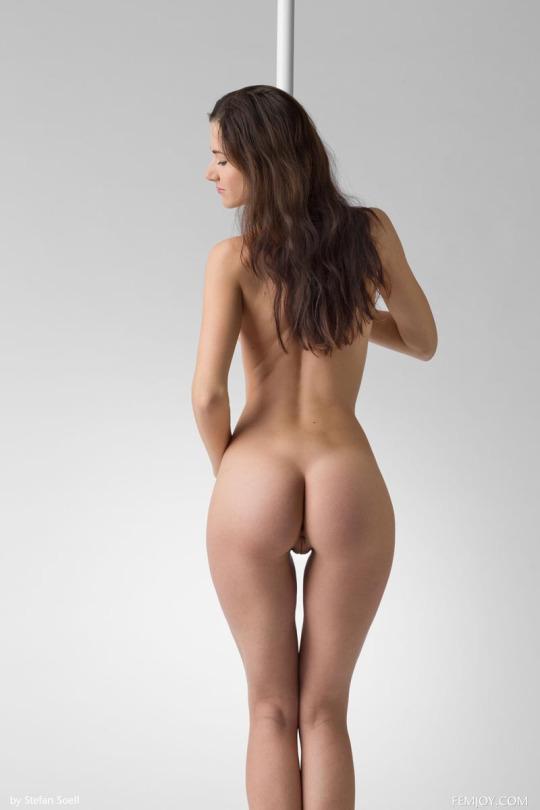 Thigh gap sexy girl in public
