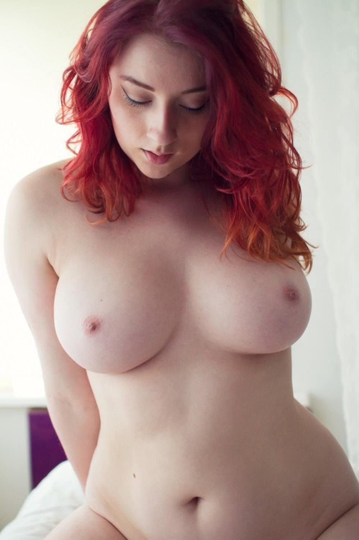 Redhead hot women nude