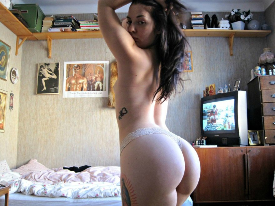 Bubble Butt Selfies Amateur Hotmovies 1