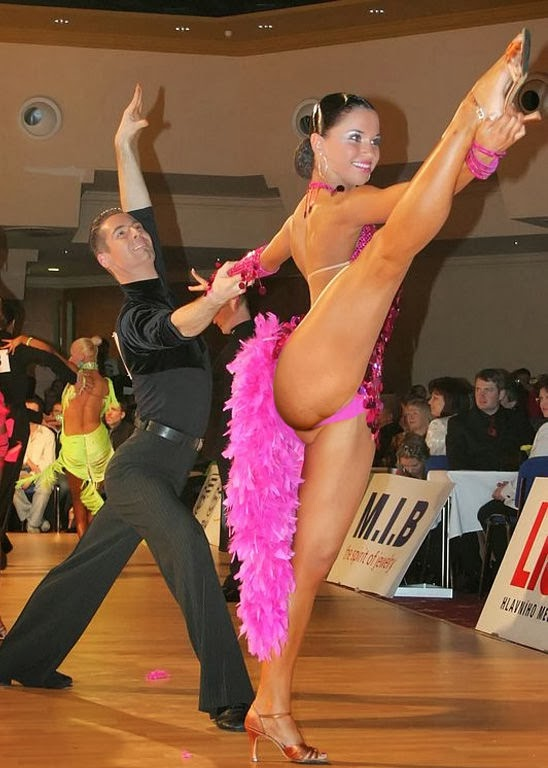 Latin Dance Nude