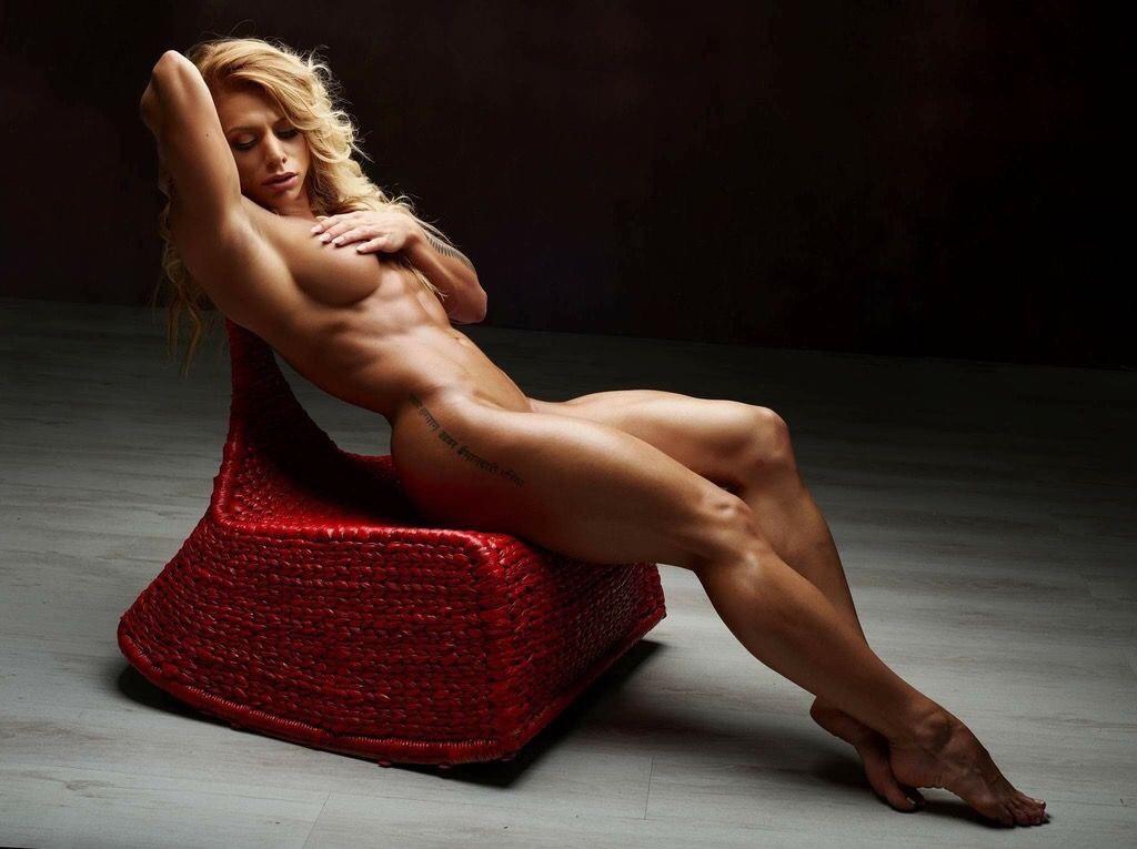Muscular Women Naked