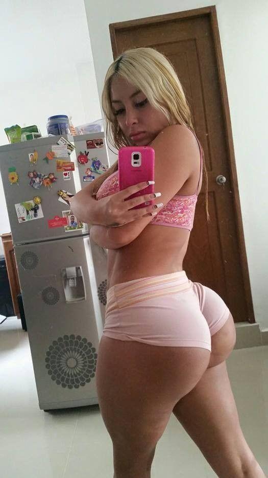 Short blonde girls wit big butss — 6