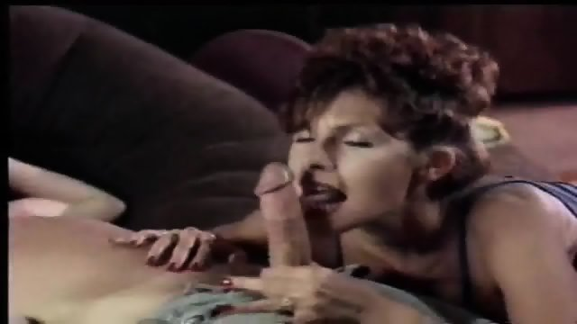 Two milfs threesome young boy