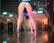 Eva Luxuria Dancing