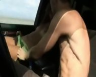Homemade - Fucking In The Car